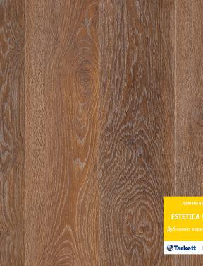 Дуб Селект коричневый (Фото материала)