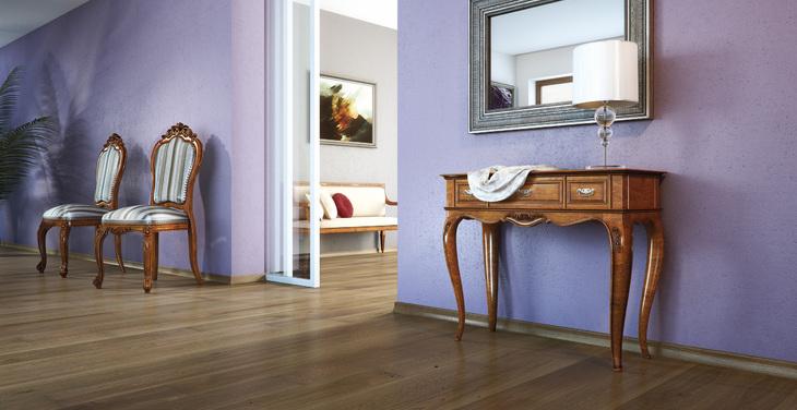 дуб Olive Crostini Grande (Фото комнаты)
