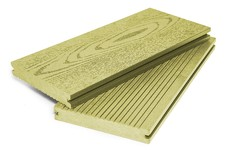 Доска ITP массив 140 мм (Золото)